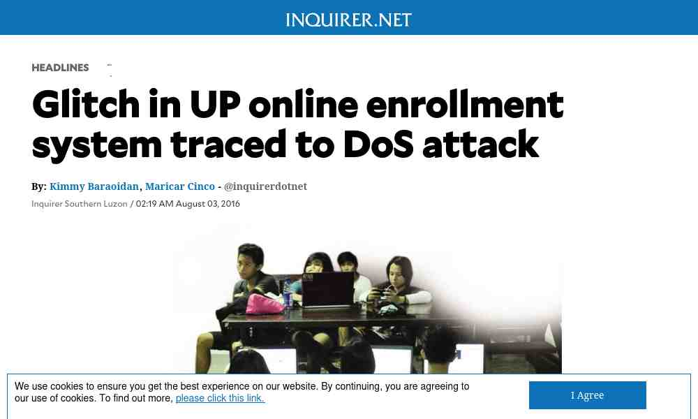 online enrollment system philippines